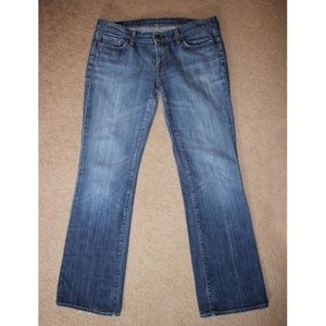 "Classic Bootcut Jeans - ""Kelly"" Citizens"
